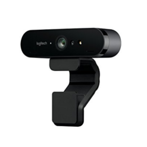 Webcam 4k Logitech BRIO
