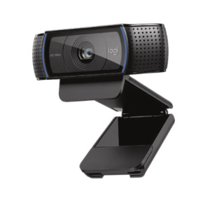Webcam do Facebook Live - Logitech C920